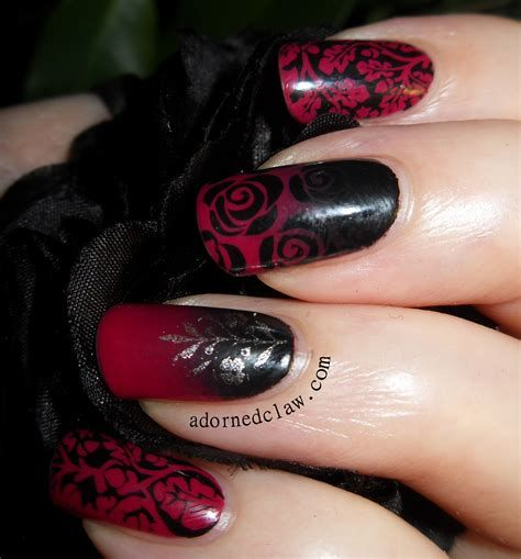 Cute Valentines Day Nails Art Ideas 40