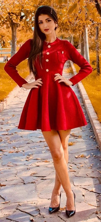 Cute Valentines Day Outfits Ideas 06