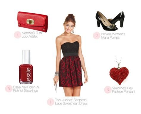 Cute Valentines Day Outfits Ideas 15
