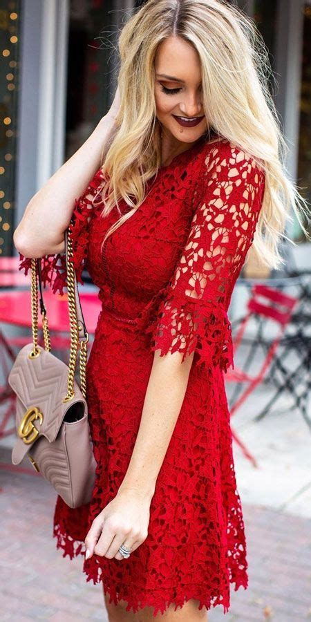 Cute Valentines Day Outfits Ideas 17