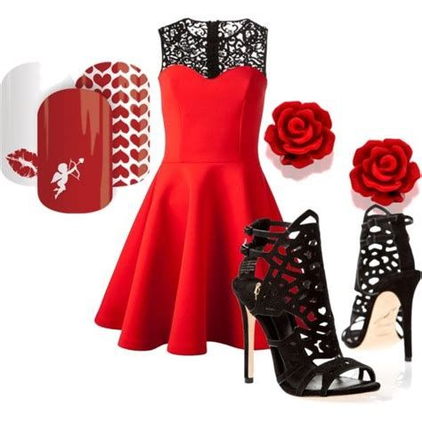 Cute Valentines Day Outfits Ideas 22