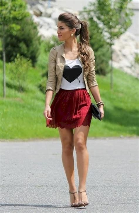 Cute Valentines Day Outfits Ideas 41