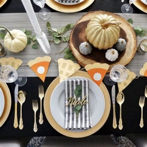 Elegant Decorate For Thanksgiving On A Budget 01