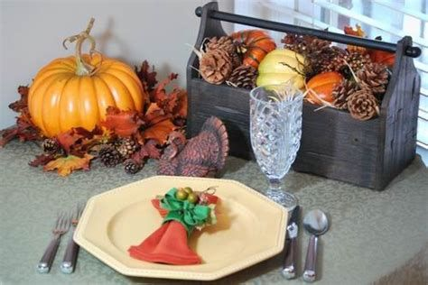 Elegant Decorate For Thanksgiving On A Budget 02