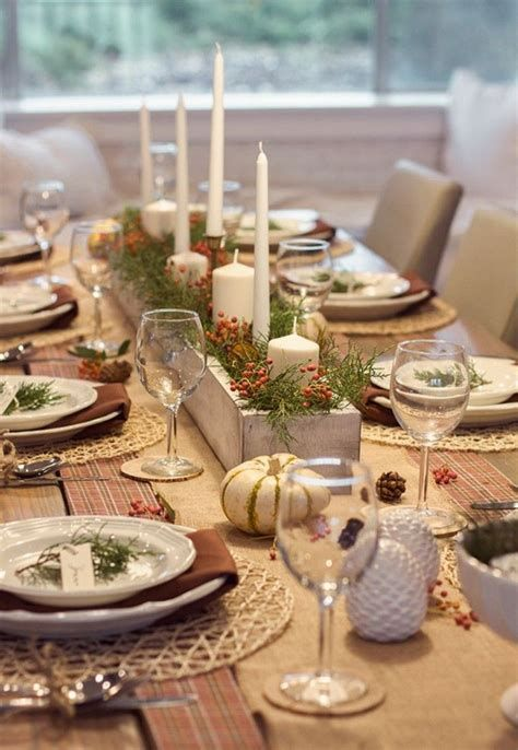 Elegant Decorate For Thanksgiving On A Budget 04