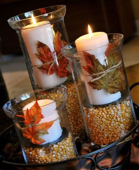 Elegant Decorate For Thanksgiving On A Budget 05