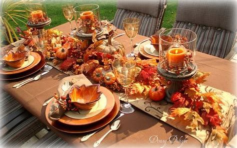 Elegant Decorate For Thanksgiving On A Budget 06