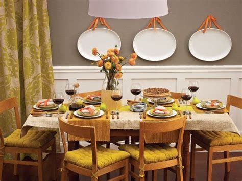Elegant Decorate For Thanksgiving On A Budget 08