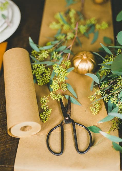 Elegant Decorate For Thanksgiving On A Budget 12