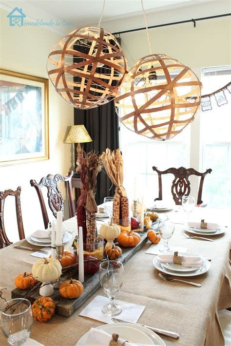 Elegant Decorate For Thanksgiving On A Budget 14