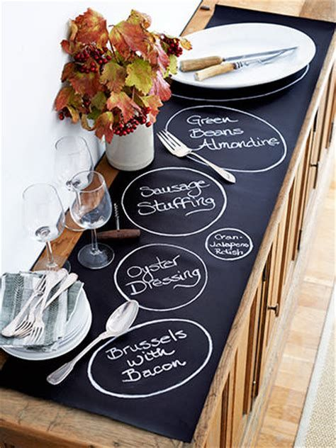 Elegant Decorate For Thanksgiving On A Budget 15