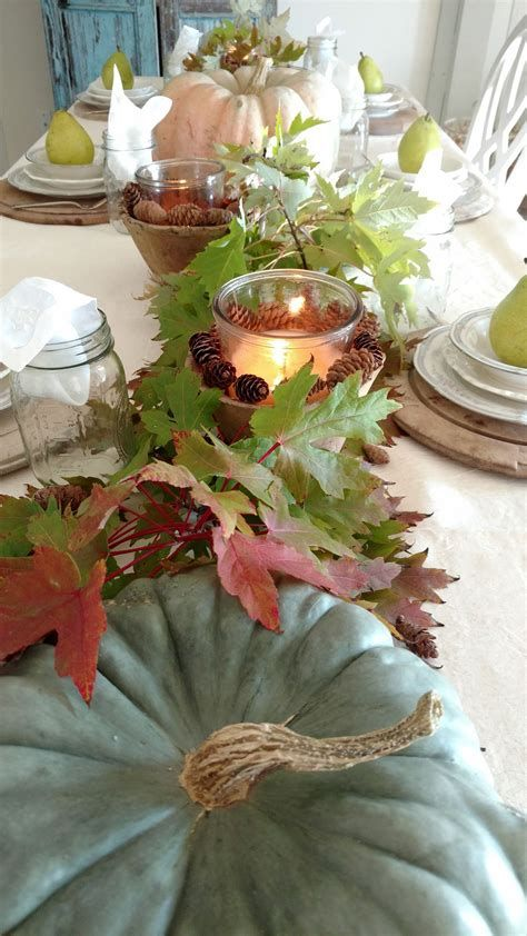 Elegant Decorate For Thanksgiving On A Budget 16