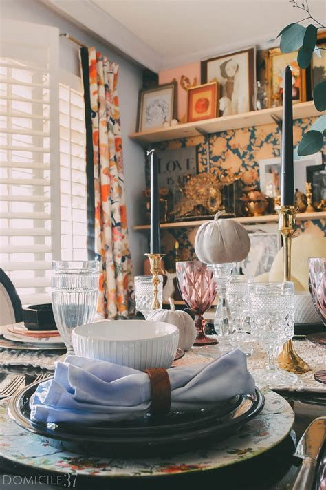 Elegant Decorate For Thanksgiving On A Budget 17