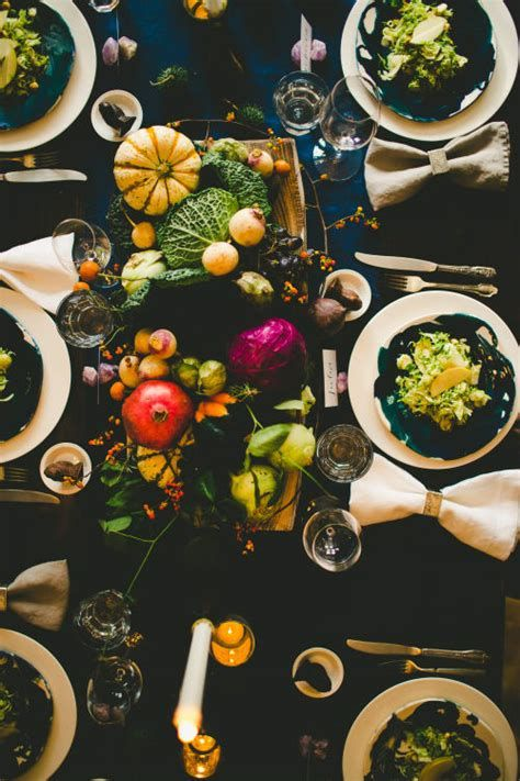 Elegant Decorate For Thanksgiving On A Budget 19