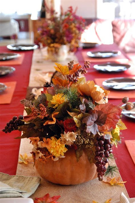Elegant Decorate For Thanksgiving On A Budget 20