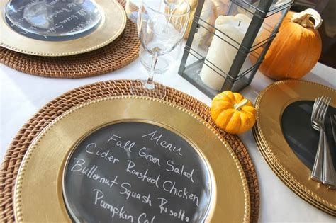 Elegant Decorate For Thanksgiving On A Budget 28