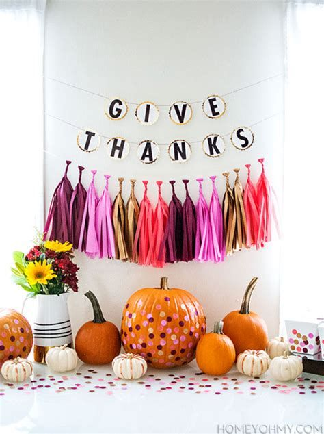 Elegant Decorate For Thanksgiving On A Budget 31