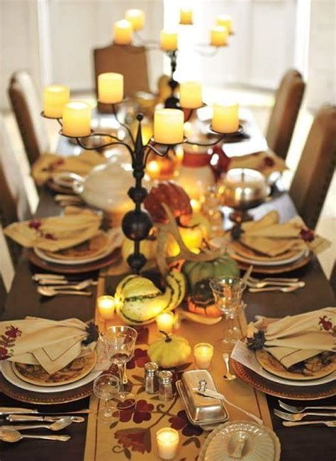 Elegant Decorate For Thanksgiving On A Budget 34