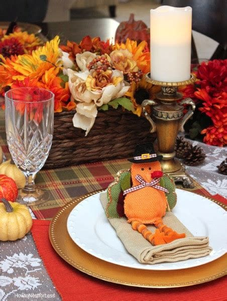 Elegant Decorate For Thanksgiving On A Budget 39