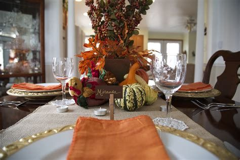 Elegant Decorate For Thanksgiving On A Budget 42