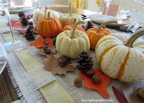Elegant Decorate For Thanksgiving On A Budget 43