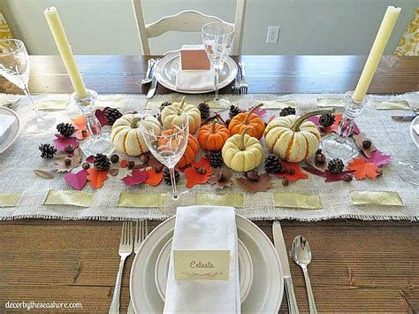 Elegant Decorate For Thanksgiving On A Budget 45