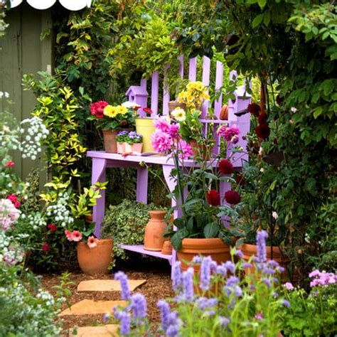 Fabulous Flower Garden Decoration Ideas 01