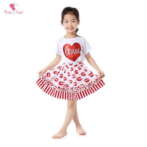 Fabulous Valentine Clothes For Girls 38