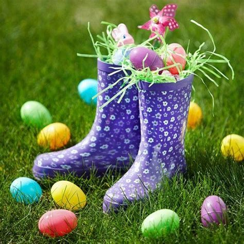 Gorgeous Diy Easter Yard Decorations 03