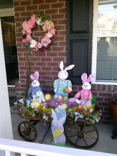 Gorgeous Diy Easter Yard Decorations 09