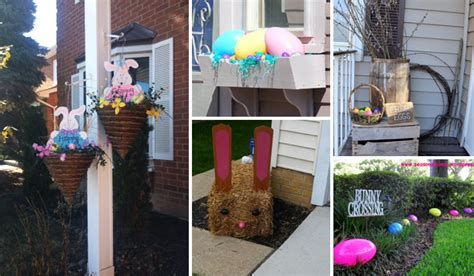 Gorgeous Diy Easter Yard Decorations 15