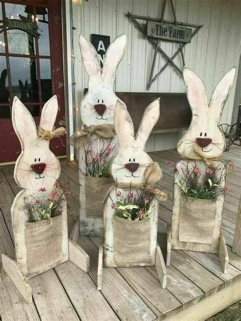 Gorgeous Diy Easter Yard Decorations 22