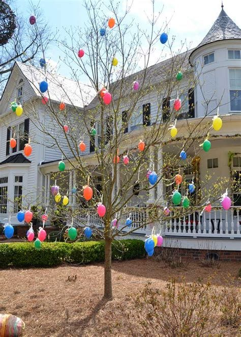 Gorgeous Diy Easter Yard Decorations 26