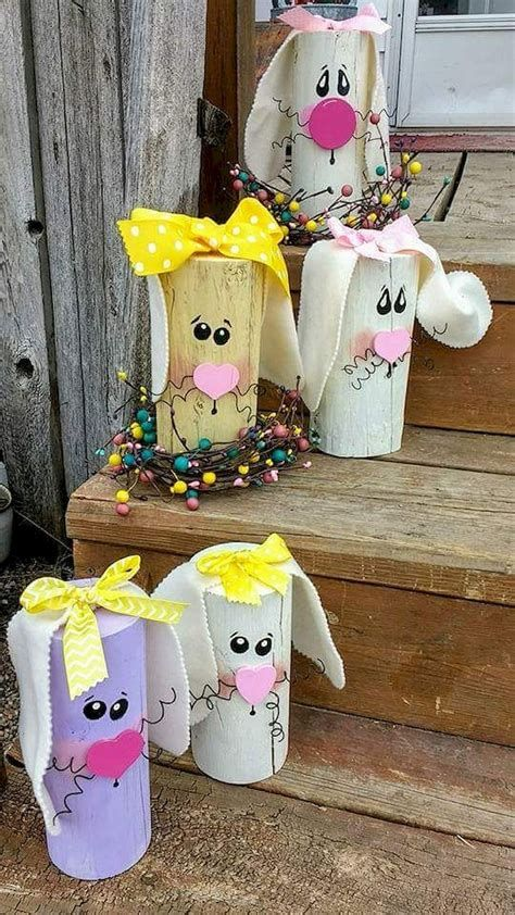 Gorgeous Diy Easter Yard Decorations 27