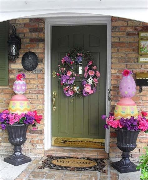 Gorgeous Diy Easter Yard Decorations 28