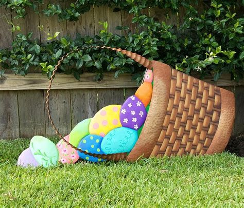 Gorgeous Diy Easter Yard Decorations 32