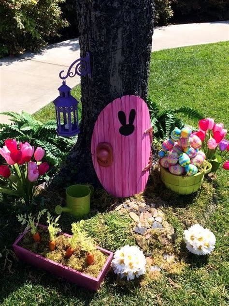 Gorgeous Diy Easter Yard Decorations 36