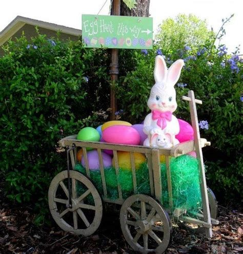 Gorgeous Diy Easter Yard Decorations 37