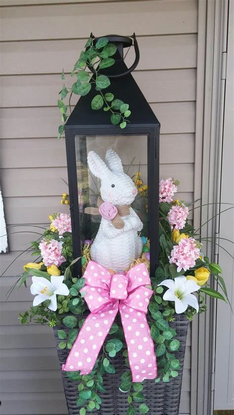 Gorgeous Diy Easter Yard Decorations 38
