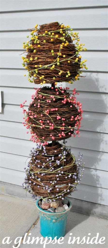 Gorgeous Diy Easter Yard Decorations 39