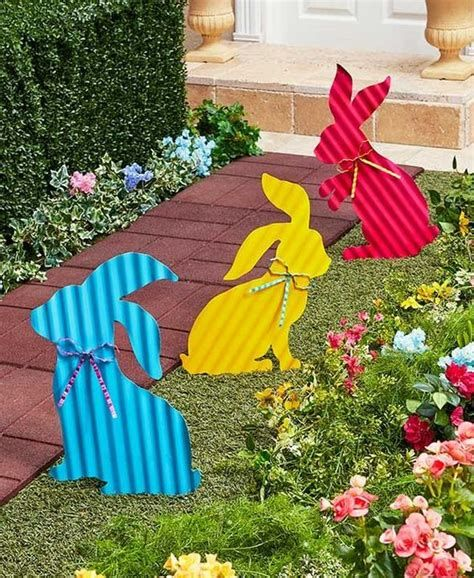 Gorgeous Diy Easter Yard Decorations 42