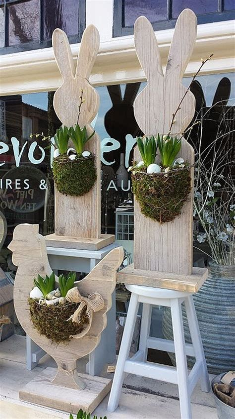 Gorgeous Diy Easter Yard Decorations 44