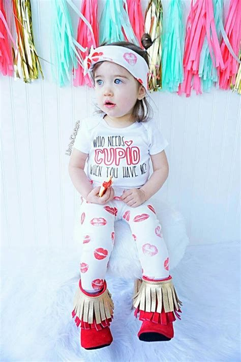 Gorgeous Valentine Day Outfits For Toddlers 02