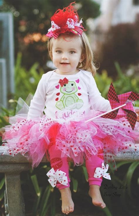 Gorgeous Valentine Day Outfits For Toddlers 12