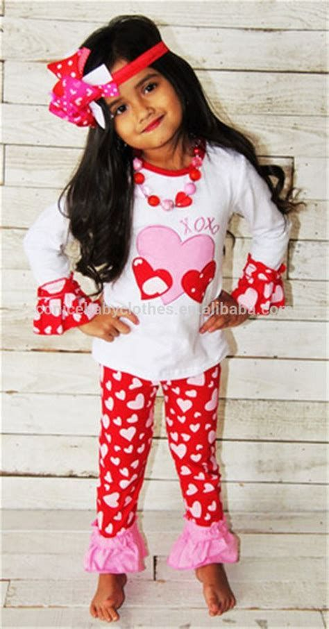 Gorgeous Valentine Day Outfits For Toddlers 16