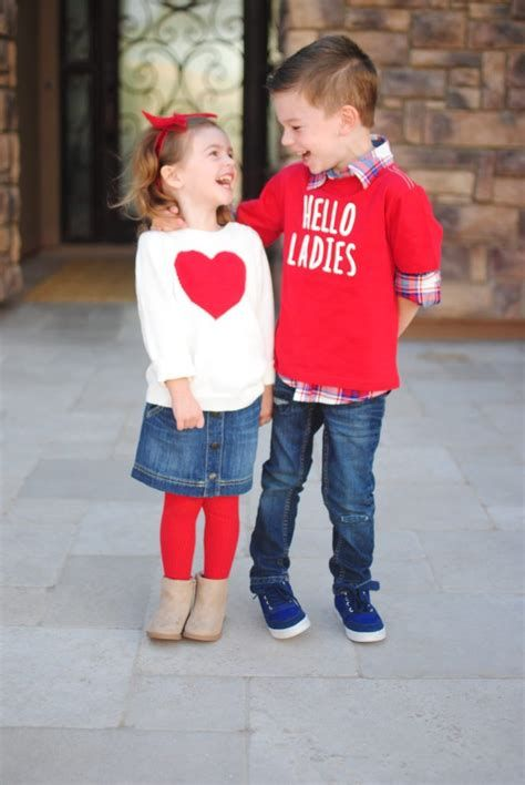 Gorgeous Valentine Day Outfits For Toddlers 18