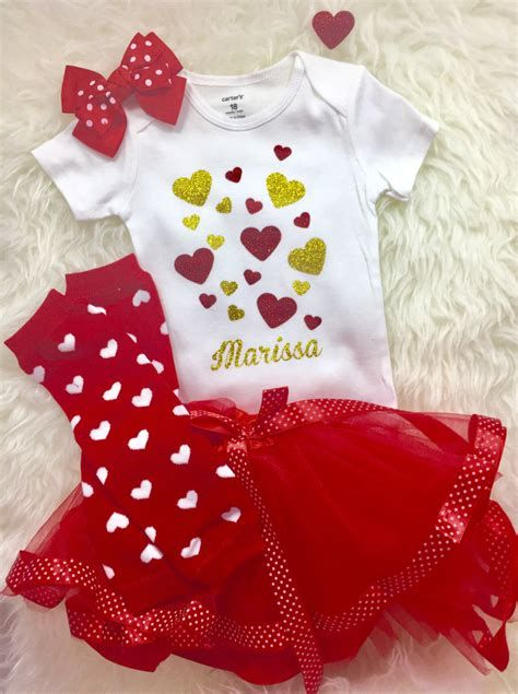 Gorgeous Valentine Day Outfits For Toddlers 27