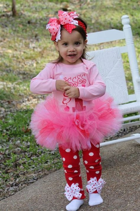 Gorgeous Valentine Day Outfits For Toddlers 33