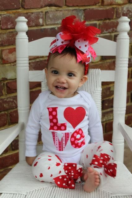 Gorgeous Valentine Day Outfits For Toddlers 37