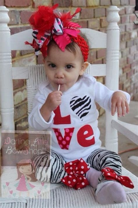 Gorgeous Valentine Day Outfits For Toddlers 39